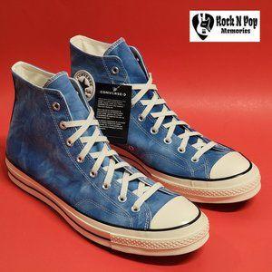 "Converse Chuck 70 Hi ""Summer Daze"" Canvas 170965C Size 13 NWB"